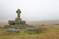 Childes Tomb Dartmoor Devon Royalty Free Stock Photo