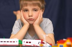 Childhood Royalty Free Stock Photography