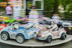 Childhood amusements Royalty Free Stock Photos