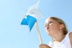 Childhood And Environment Stock Photography