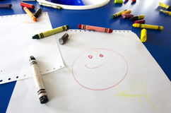 Childhood - Art Stock Photography
