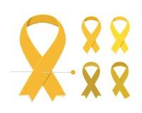Childhood cancer awareness Stock Image