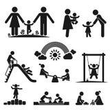 CHILDHOOD vector illustration