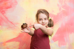 Childhood and education. Royalty Free Stock Photography