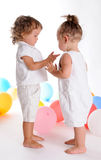 Childhood Friends 3 Royalty Free Stock Photography