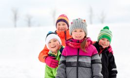 0c2060c8600c1 Group Kids Winter Clothes Stock Images - Download 322 Royalty Free ...