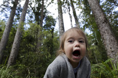 Childhood - Happiness Stock Photography