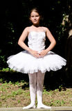 Childhood hobbies - ballet 2 Stock Images