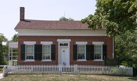 The Childhood Home of Thomas Edison Stock Photos