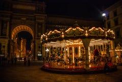 Childhood memories. City of Milan, Italy 2016 Royalty Free Stock Photo