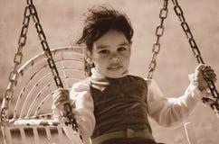 Childhood memory Royalty Free Stock Image