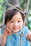 Childhood playground Stock Images