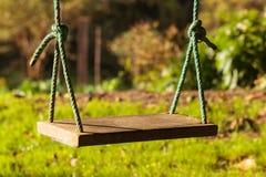 Swing, Hanging Seat Royalty Free Stock Photo