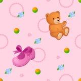 Childish background Royalty Free Stock Image
