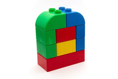 Childish Blocks Stock Photos