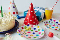 Childish party Royalty Free Stock Photography