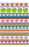 Childish pattern Royalty Free Stock Image