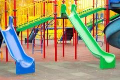 Childish playground Stock Photo