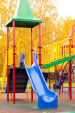 Childish playground Stock Images