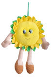 Childly toy sun Royalty Free Stock Photos