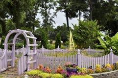 Children's ogród, Wilmington arboretum Zdjęcie Stock