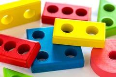 Children's zabawki Zdjęcia Royalty Free