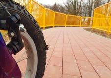Children& x27; велосипед s Стоковое Изображение RF