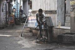 Children& x27 Пакистана плохое; s стоковое фото
