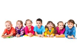 Children Royalty Free Stock Photos