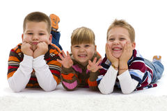 Children Royalty Free Stock Photo