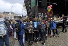 CHILDREN ACTION DAY Stock Photos