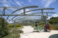 Children adventure garden in Dallas Arboretum Stock Images