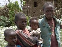 Children of Africa Stock Photos