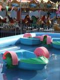 Children amusement park Stock Images