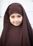 Children and Arab girls with his usual typical clothes Stock Image