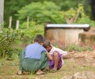 Children around the world Royalty Free Stock Photo
