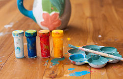 Children art Stock Photos