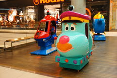Children attractions Royalty Free Stock Photography