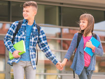 Children back to school Stock Images