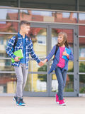 Children back to school Royalty Free Stock Image