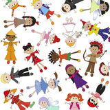 Children background Stock Photos
