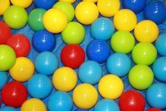 Children balls Stock Images