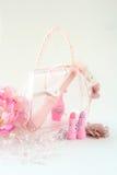 Children beauty accessories Stock Photo