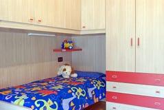 Children bedroom stock photos