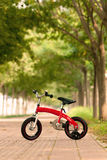 Children bicycle Stock Image