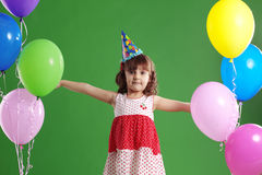 Children birthday Royalty Free Stock Images
