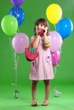 Children birthday Royalty Free Stock Images