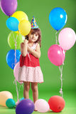 Children birthday Stock Images