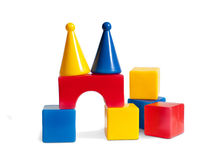 Children blocks Stock Images