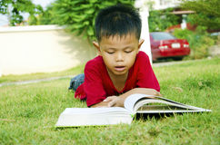 Children with books Stock Image